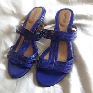 NWOB New Croft & Barrow Low Heel Sandals